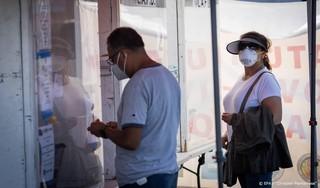 'Regering VS wil eigen burgers die mogelijk besmet zijn weren'