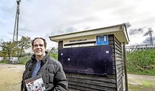 Hovenier Wim Adrichem schrijft een boek vol met Telstarliefde: 'Op zondagen dat Telstar thuis moest spelen, stond de straat vol met auto's'
