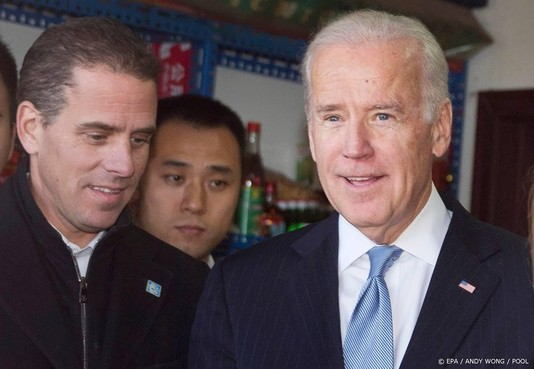 Hunter Biden betreurt inschattingsfout