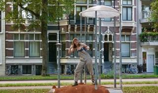 Uittip: Robots houden de omgeving van de Dreef in de gaten; en andere nieuwe kunstwerken in de Haarlemmerhout