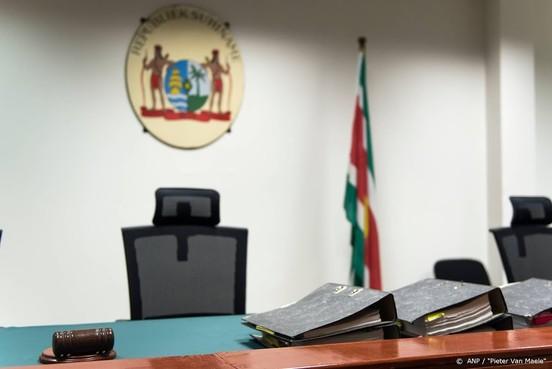 In Suriname gepakte moordverdachte blijft vast
