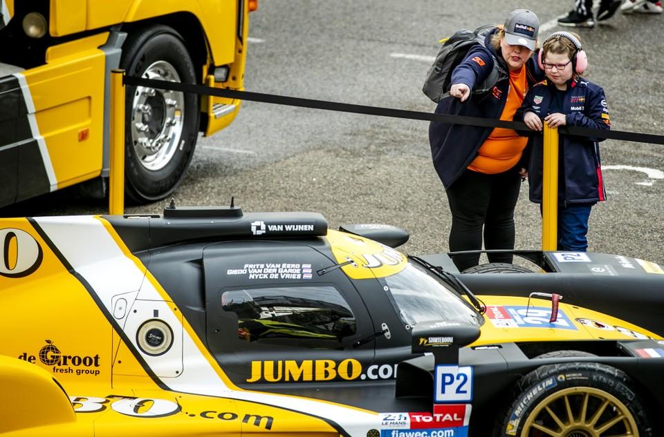 De Jumo racedagen in Zandvoort.