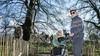 Proeftuin als 'groene magneet': Bewoners Sint Jacob in Haarlem kunnen plukken en proeven uit eigen tuin