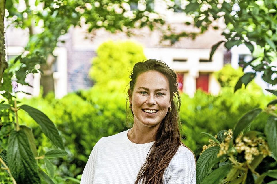 Louise Eijsvogel: