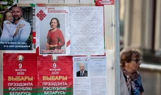 Campagneleider oppositiekandidaat Wit-Rusland gearresteerd