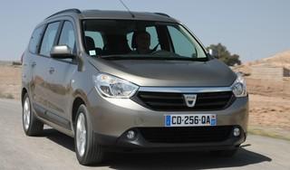 Lodgy krijgt dezelfde rol maar een nieuw concept bij Dacia
