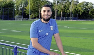 Khalid el Jebli heeft heel wat tongen losgemaakt met overstap van Loosdrecht naar Victoria: 'Maar ik denk niet dat ik rekening hoef te houden met een vijandige ontvangst'