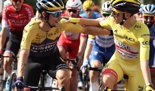 De Sloveense Noord-Hollander Mark Koghee ziet zijn clubgenoot Pogacar de Tour de France winnen: 'Het is echt een heel speciale'