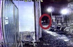 Alleen op bewakingsbeelden van de daklozenopvang aan de Neuweg is Dascha te zien.