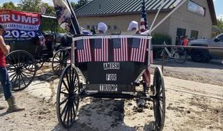 De Amish bemoeien zich niet met de politiek, maar omarmen nu Trump