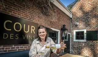 Bloemendaals pannenkoekenhuisje wordt wijnbar Cour des Vins