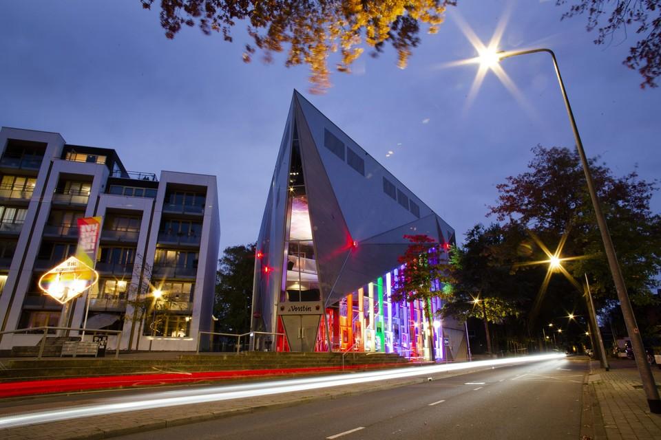 De winnaar werd bekend gemaakt tijdens het afsluitende Rainbow Ball in de Vorstin.