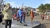 Kletterend klimaatalarm in Wijk aan Zee: 'Het uur U heeft geslagen' [video]