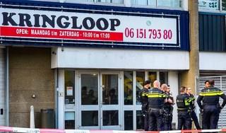 Man opgepakt in België na schietincident met oud-prof Hoefdraad