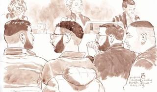 Celstraffen tot 10 jaar in zaak aanslag Telegraafgebouw