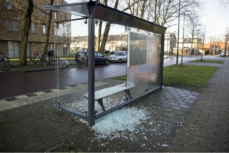 Laan van Angers, halte Kopenhagenstraat.