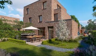 Coronaproof bouwstart eerste 36 koopwoningen op landgoed Wickevoort