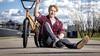 Haarlemse BMX'er doet met balletdanser mee aan het Eurovisie Songfestival: 'Toen ze me belden dacht ik, hè?'