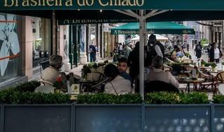 Horeca en winkels Lissabon moeten in het weekend vroeg dicht