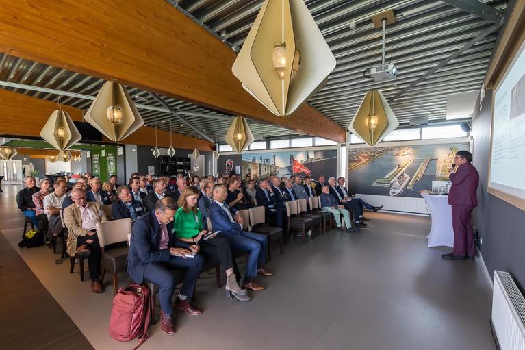 Kruisbestuiven leidt tot creatieve ideeën: wat moet er straks gebeuren met de Noordersluis in IJmuiden? [video]