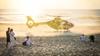 Zandvoortse drenkeling was Somalische man; maandagochtend gele vlag langs de kust