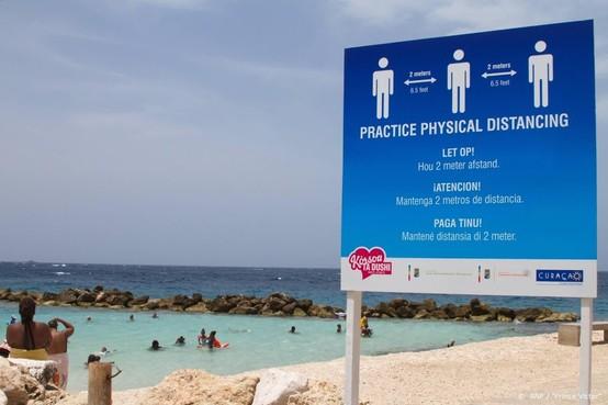 Na maand nieuwe coronabesmetting op Curaçao