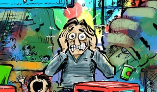 We recenseren ons suf, zelfs de kroketloze coronateststraat ontkomt niet aan een Google Review: 'Ik wil niet meer de vraag krijgen hoe het daar was, er is geen zak aan'