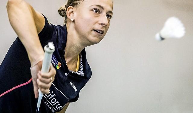 'Spannend? Stressvol!' Het aftellen richting Tokio is nu écht begonnen voor badmintonster Selena Piek