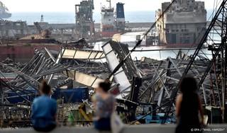 Amerikaanse recherche doet mee aan onderzoek explosie Beiroet