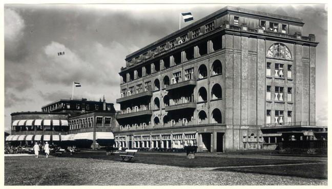 Noordwijkse Hotel Huis ter Duin in oorlogstijd: goed én fout