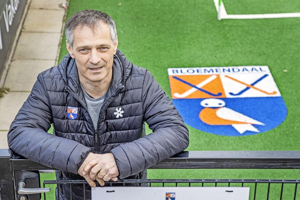Dave Smolenaars keert als coach terug naar Bloemendaal.