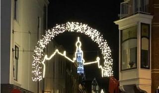 Lezersfoto: Haarlem al een beetje in kerstsfeer
