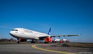 Vliegtuig minuut te laat in Oslo, passagiers in quarantaine