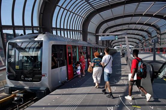 'Metro Noord-Zuidlijn binnen tien jaar naar Schiphol'