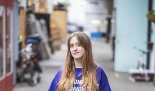 Kleur bekennen: Victoria Koopman (17) kwam twee keer uit de kast