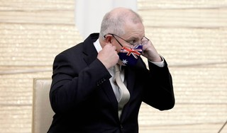 Australië woedend op China wegens nepfoto Australische militair