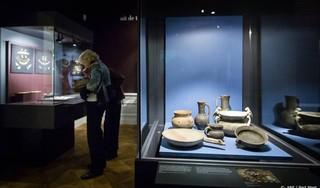 Allard Pierson Museum: opslag Krim-kunstschatten niet ideaal