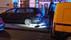 Brandweer bevrijdt gevallen scooterrijder die met helm vast zat tussen auto en wegdek in IJmuiden