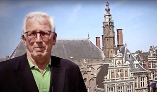 Dwalen door het stadhuis van Haarlem met Wim Cerutti [video]