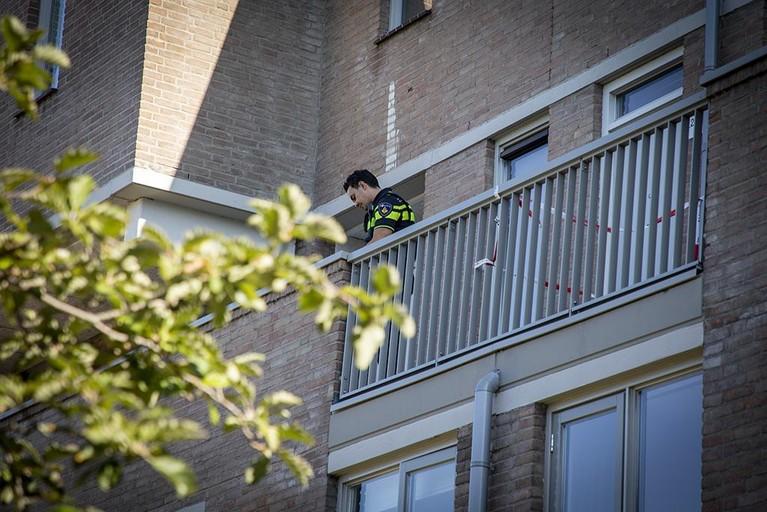 Gewonde bij steekincident aan Grote Belt in Hoofddorp; verdachte aangehouden