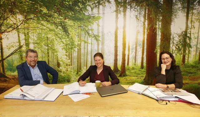 't Zit ook in de familie Mulder: samen werken bij Werkpart Contracting