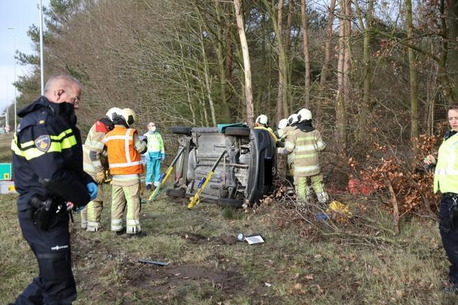 Ernstig Ongeval Op A27 Bij Eemnes Slachtoffer Door Brandwee Gooieneemlander