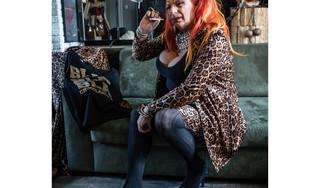 Ilpendamse dragqueen DonnaTella Vergatsie wil absoluut geen vrouw zijn. 'Neem me zoals ik ben'