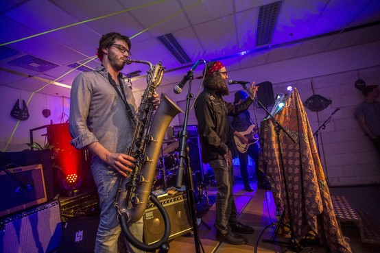 The Irrational Library Band: Haarlemse band met een verhaal