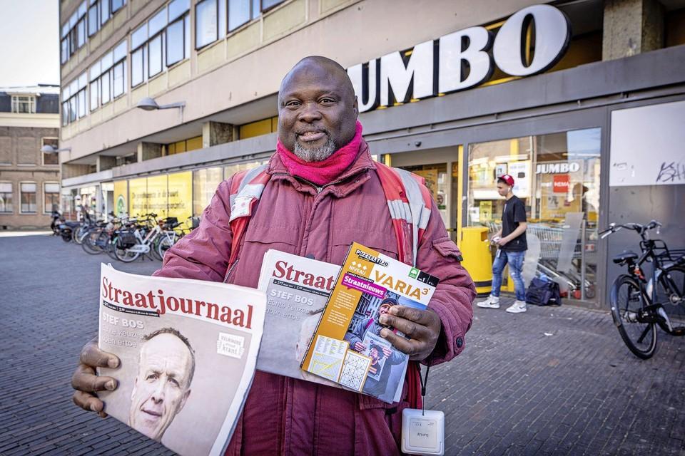 Victor Okoro (43) ,,Als mijn oom mijn moeder niet had vermoord, leidde ik nu een welvarend leven.''