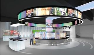 Verbouwing van Beeld en Geluid krijgt vorm: van donker hol naar licht huis van de media