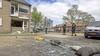 Explosie bij woning in Haarlem, hulpdiensten massaal ingezet [video]
