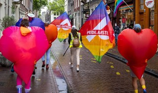 Vijfde lustrum Pride door corona opnieuw bescheiden van opzet