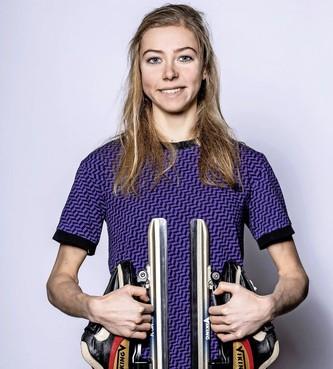 Schaatskampioene Esmee Visser vindt het fijn om puur natuur te zijn: 'Ik wil mezelf blijven'
