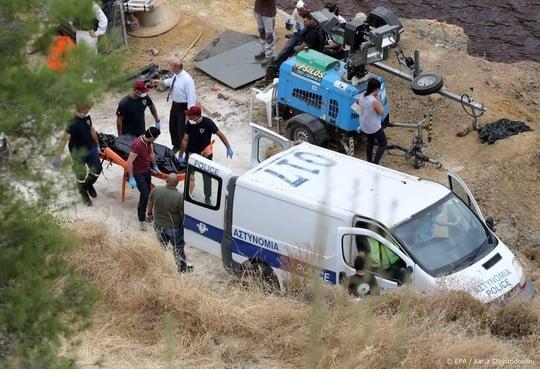 Zevende lichaam seriemoorden Cyprus ontdekt
